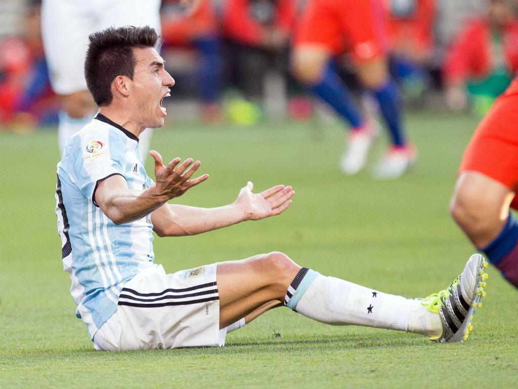Argentina-Chile (Reuters)