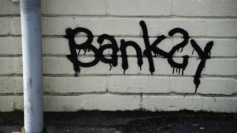 Identidade de Bansky pode ter sido revelada durante gafe em entrevista