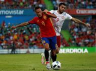 Espanha-Geórgia (Reuters)