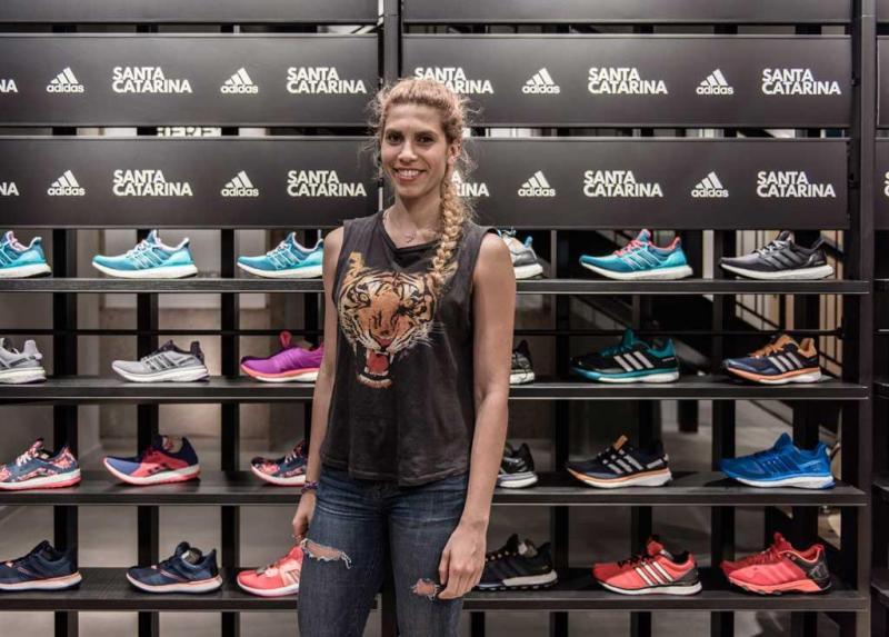 e047ad0b3d1 20 33 - Abertura da nova loja Adidas na Rua de Santa Catarina Foto   Divulgação