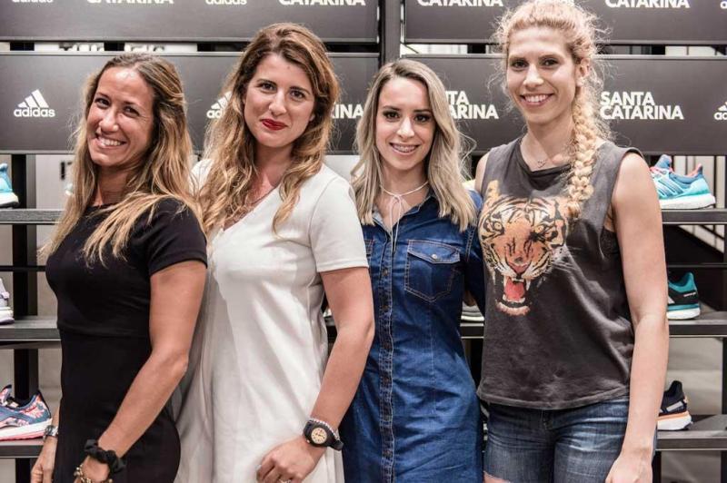 281635eec82 18 33 - Abertura da nova loja Adidas na Rua de Santa Catarina Foto   Divulgação