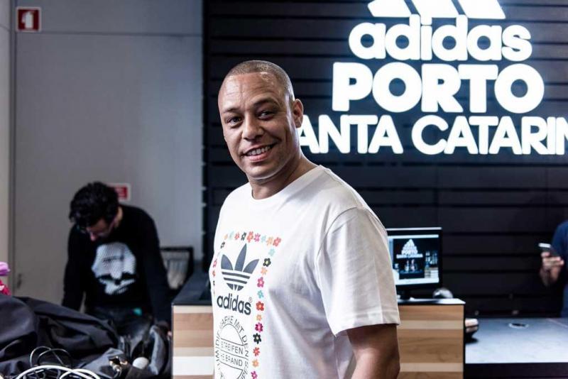 90885c2fc60 1 33 - Abertura da nova loja Adidas na Rua de Santa Catarina Foto   Divulgação