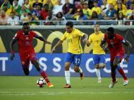 Brasil-Haiti (Reuters)