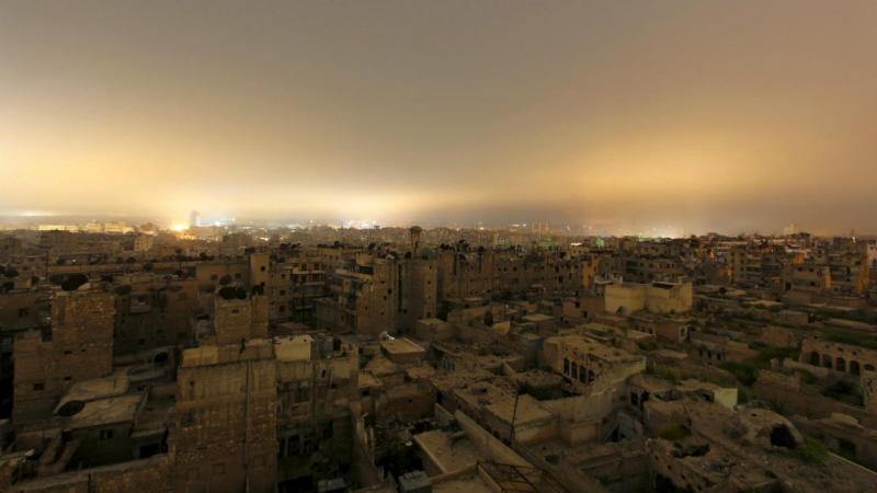 Alepo, Síria