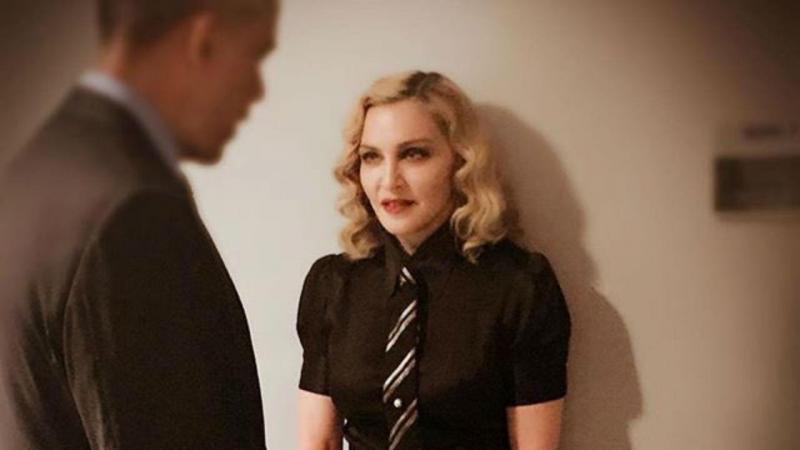 Este homem deixa Madonna sem palavras