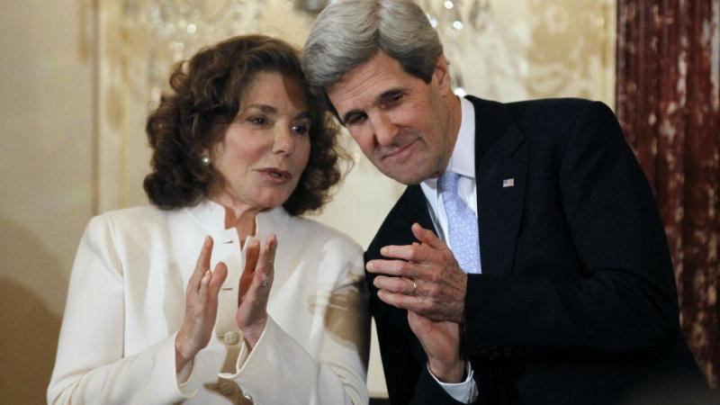 John Kerry e Teresa Heinz