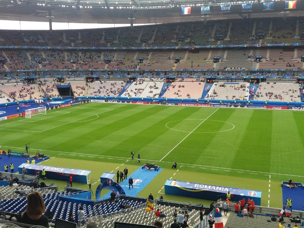 Stade de France (Foto: Luís Mateus)