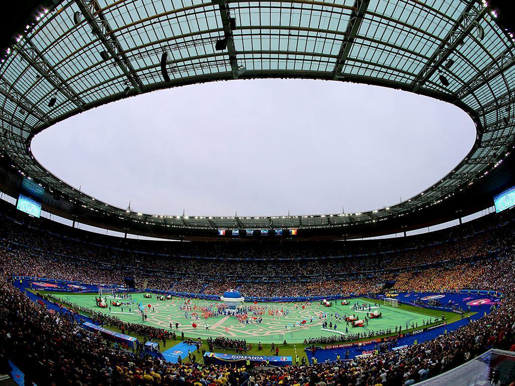 EURO 2016: Cerimonia de abertura (Lusa)