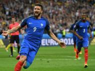 11) Olivier Giroud (França), 6 golos