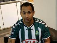 Thiago Santana reforça V. Setúbal