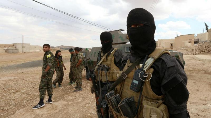 Forças do Estado Islâmico concentradas em três frentes
