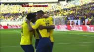 Enner Valencia «fugiu» e abriu a goleada