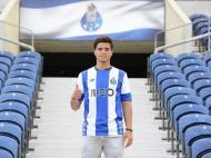 João Carlos Teixeira (Foto: Facebook oficial do FC Porto)