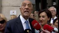 Marcelo Rebelo de Sousa: «Tenho a certeza que vamos ganhar»