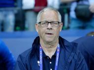 Lars Lagerback (Lusa)