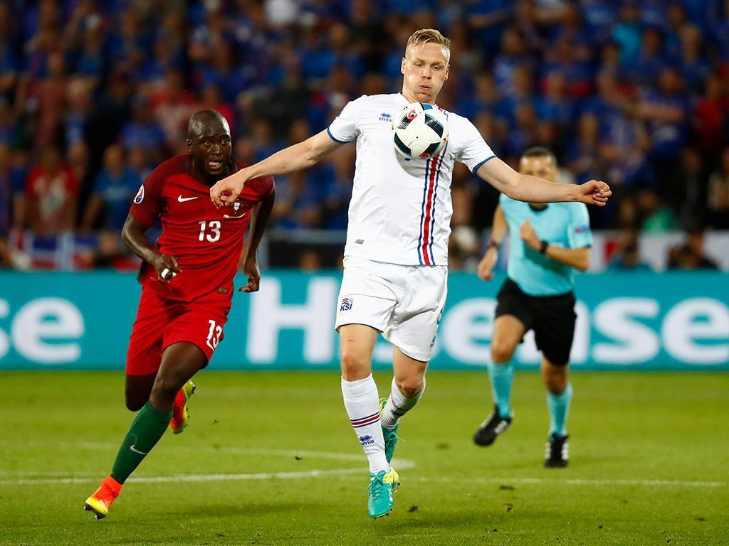 Portugal-Islândia (Reuters)