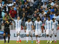 Argentina-Bolívia (USA Today Sports/Reuters)