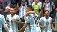 Veja o resumo do Argentina-Bolívia (3-0)