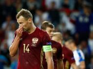 Rússia-Eslováquia (Reuters)