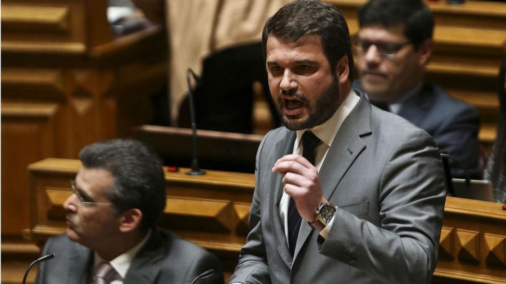 Deputado do PS, João Paulo Correia