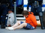 Desacatos em Lille (Reuters)