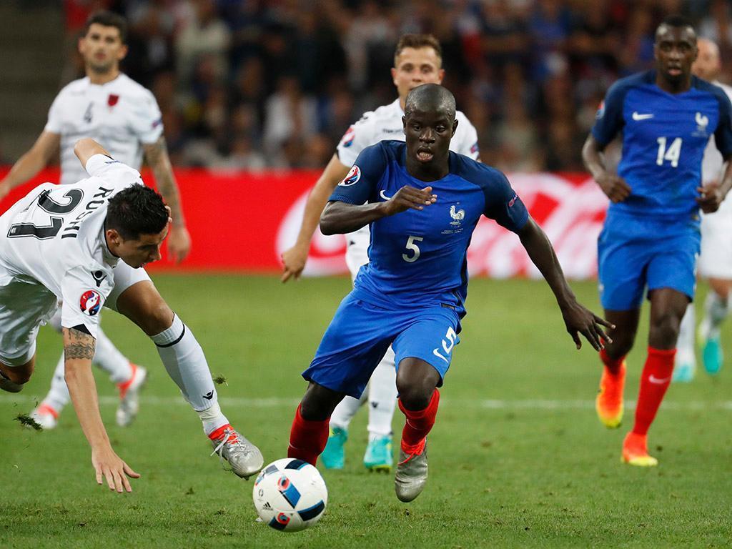 França-Albânia (Reuters)