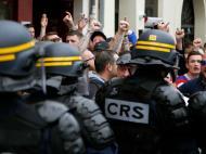 Adeptos ingleses Lens (Reuters)