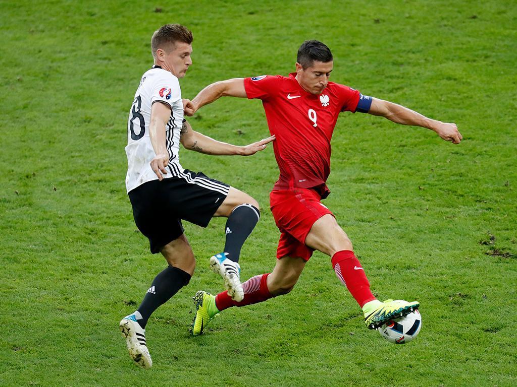 Alemanha-Polónia (Reuters)
