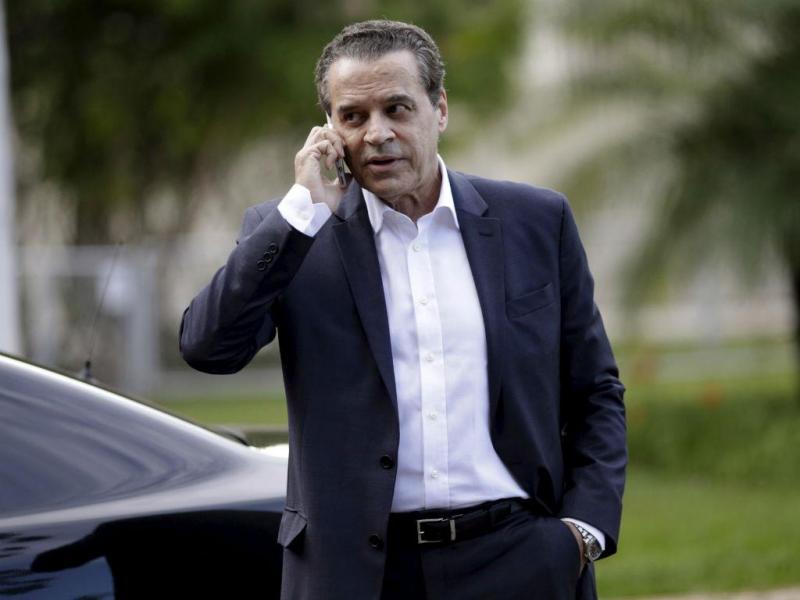 Ministro brasileiro demissionário, Henrique Eduardo Alves