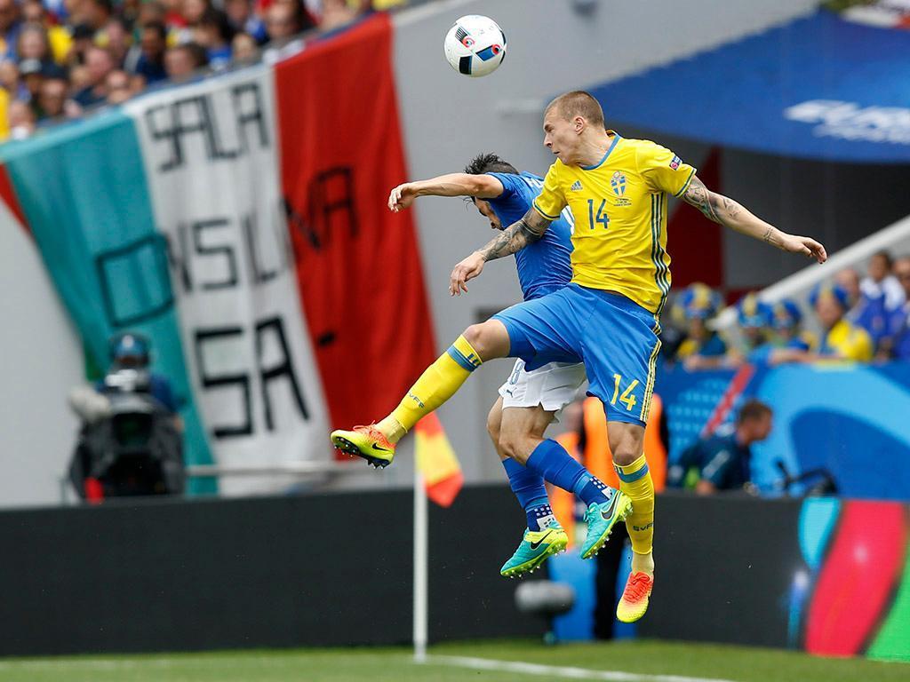 Itália-Suécia (Reuters)