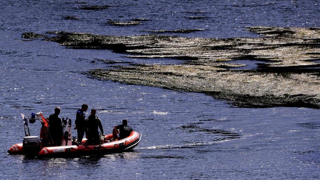 Buscas no rio Cávado