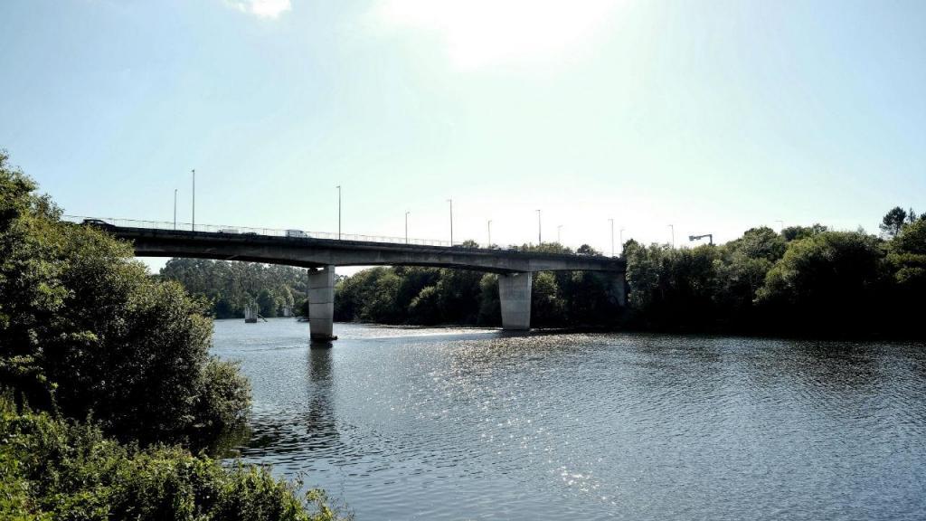 Buscas no rio Cávado (Foto de arquivo)
