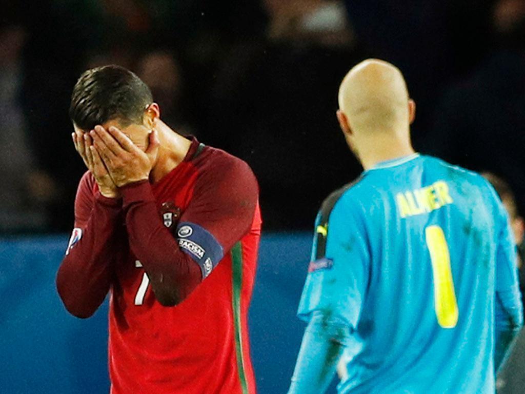 Portugal-Áustria (Reuters)