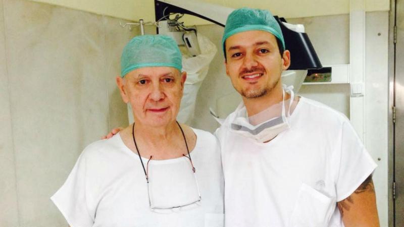 Cirurgião plástico João Décio Ferreira