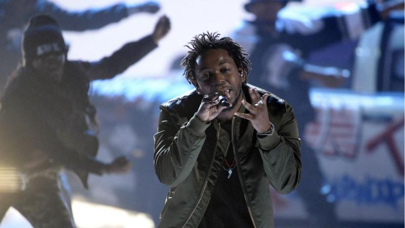 Kendrick Lamar [Foto: Reuters]