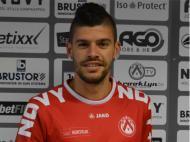 Joãozinho assinou pelo Kortrijk