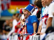 Eslováquia-Inglaterra (Reuters)