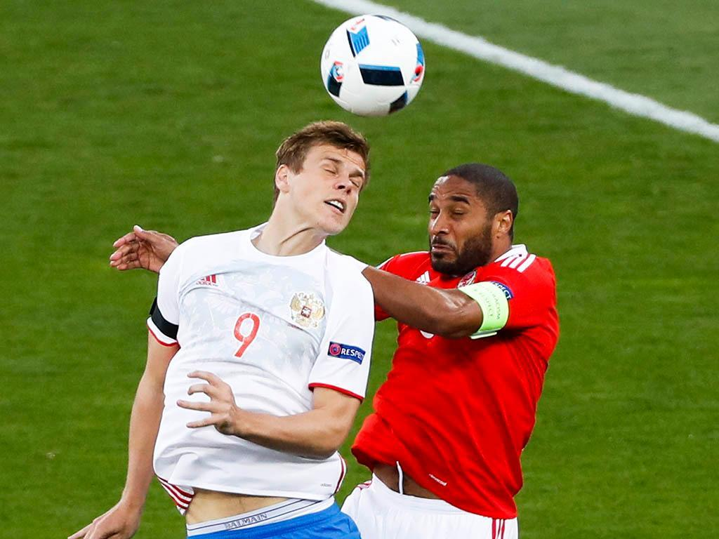 Rússia-País de Gales (Reuters)