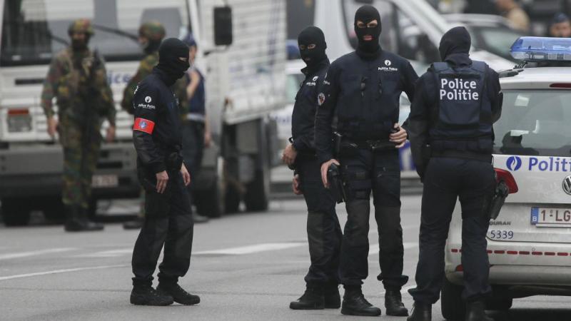 Suspeito de planear atentado detido em Bruxelas