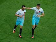 República Checa-Turquia (Reuters)