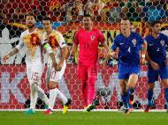 Croácia-Espanha (Reuters)