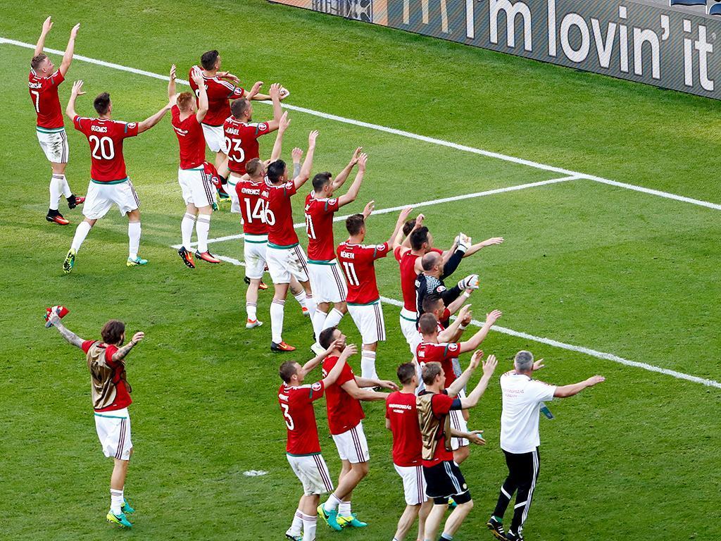 Hungria vence o Grupo F (Reuters)