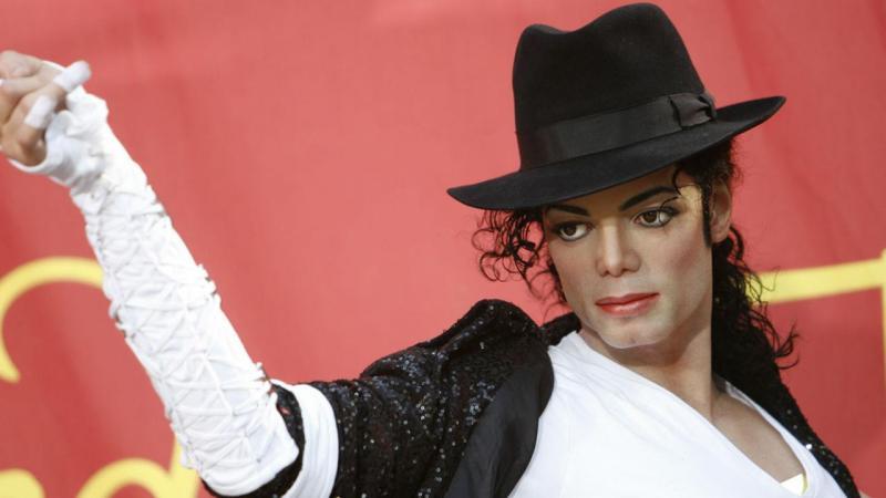 Michael Jackson em cera