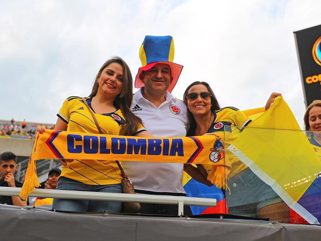 Colômbia-Chile (Reuters)