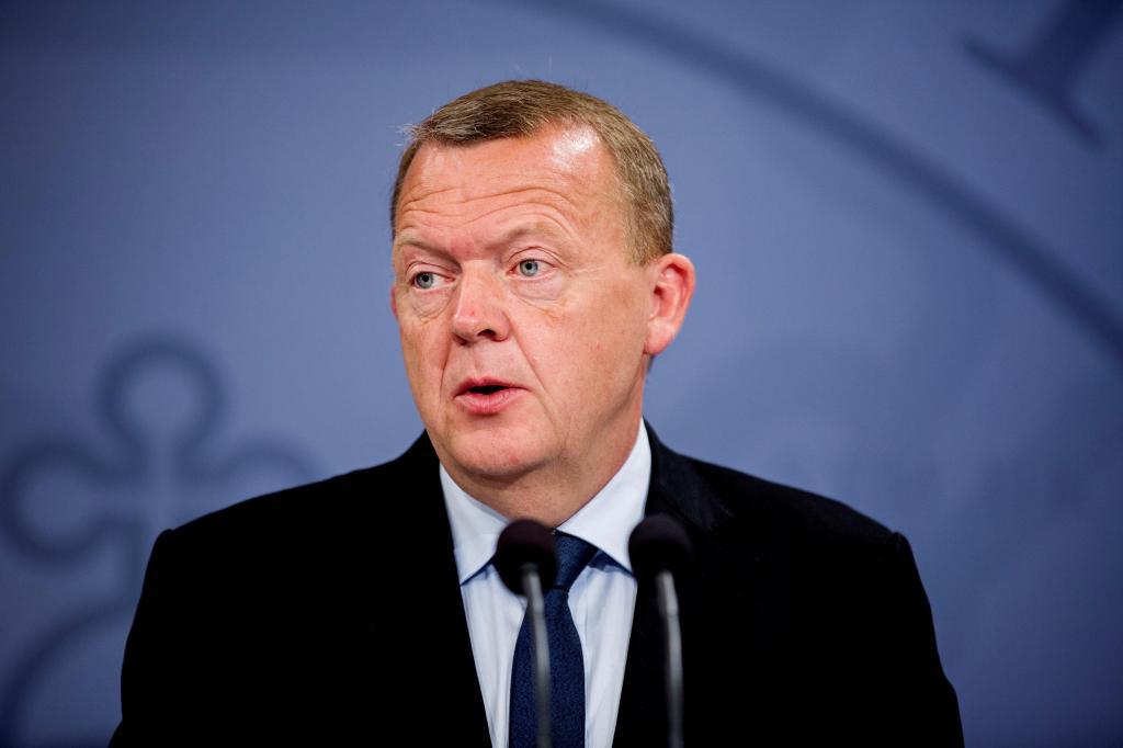 Lars Løkke Rasmussen, primeiro-ministro da Dinamarca