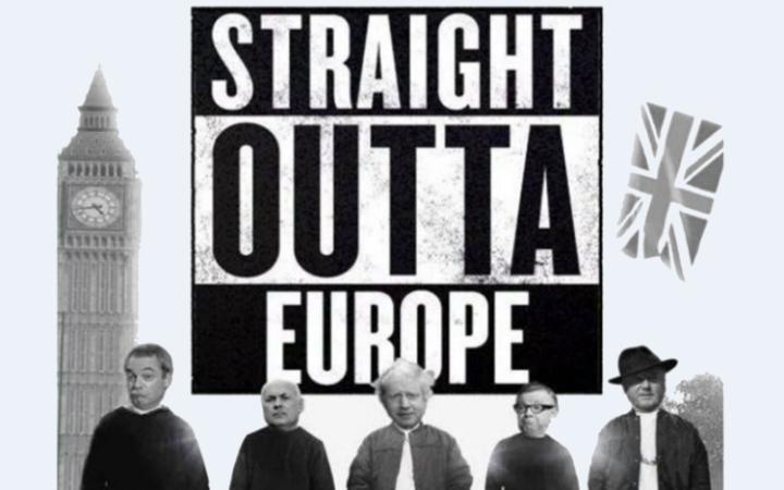 Memes sobre o Brexit