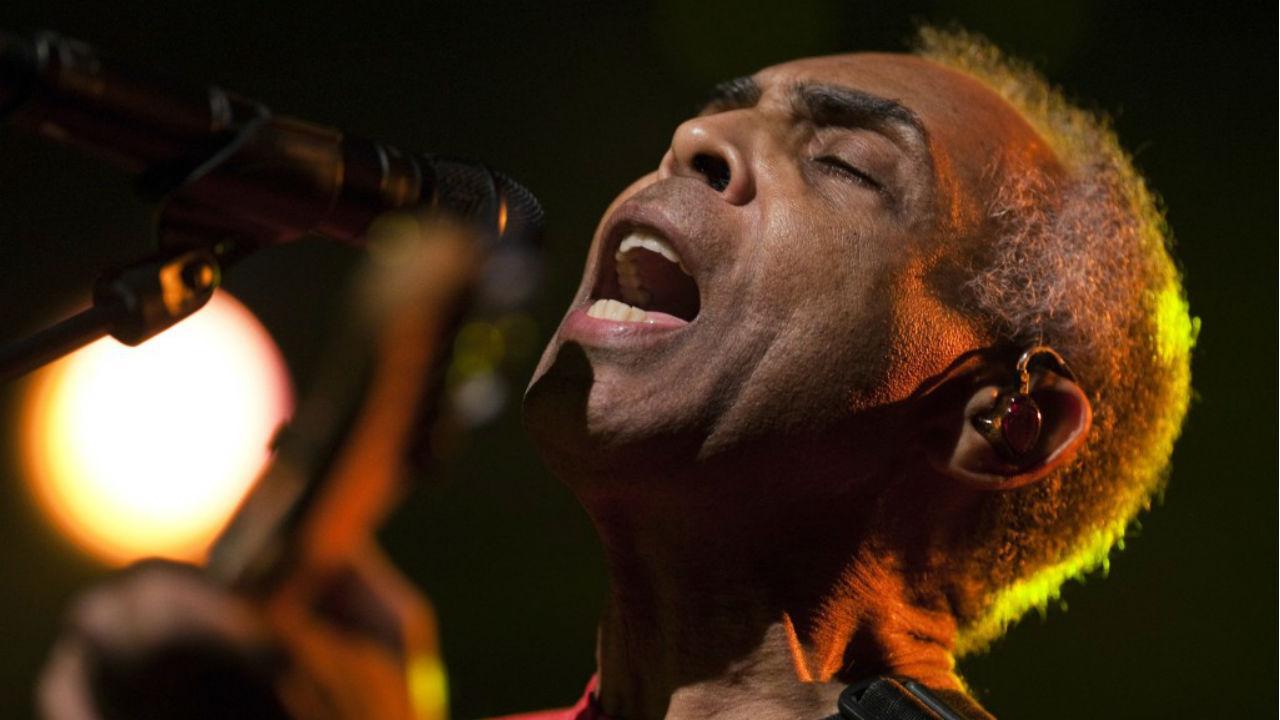 Gilberto Gil tem alta hospitalar