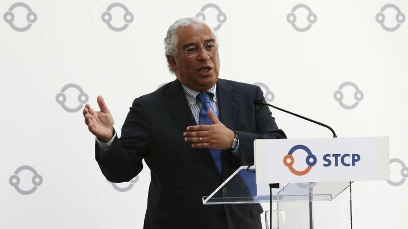 António Costa na assinatura do memorando de entendimento entre o Estado e seis municípios da Área Metropolitana do Porto