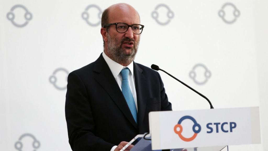 Ministro do Ambiente, João Pedro Matos Fernandes