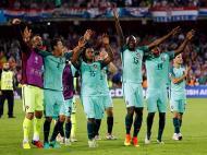 Seleção Nacional nos quartos de final do Euro 2016 (Reuters)